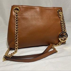 NWOT Michael Kors Jet Set Chain Shoulder Bag